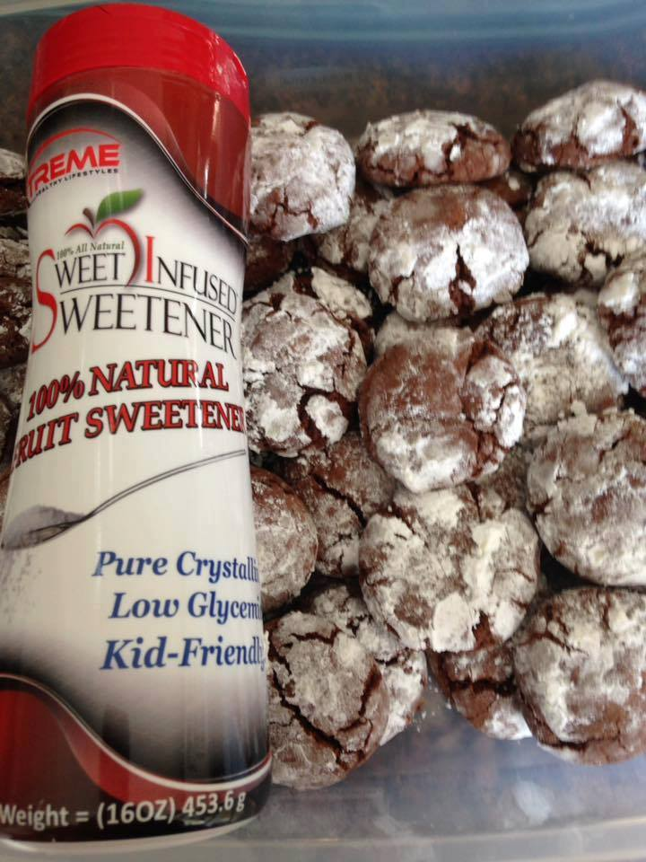 Joe Medrano, Xtreme Healthy Lifestyles, Peanut Butter Chocolate Crinkles