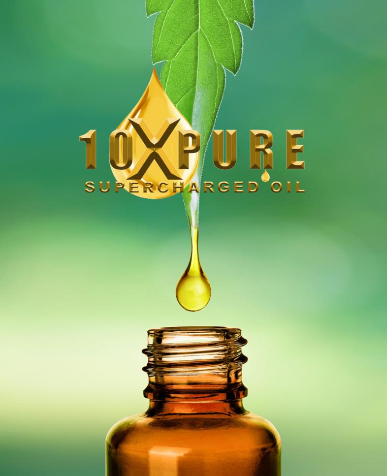 10x Pure CBDA